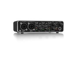 Behringer UMC204HD Interface de Áudio USB MIDI
