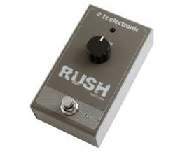 TC Electronic RUSH BOOSTER Pedal para guitarra/baixo