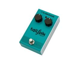 TC Electronic TAILSPIN VIBRATO Pedal para guitarra/baixo