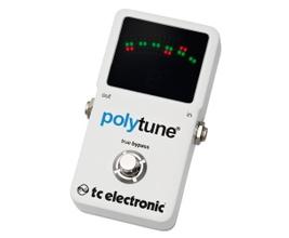 TC Electronic POLYTUNE 2 Pedal para guitarra/baixo