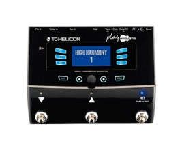 TC Helicon PLAY ACOUSTIC Pedal para vocal/voz