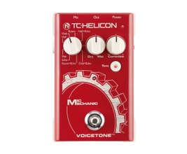 TC Helicon MIC MECHANIC Pedal para vocal/voz
