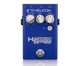 TC Helicon HARMONY SINGER Pedal para vocal/voz