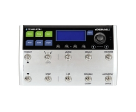 TC Helicon VOICELIVE 3 Pedal para vocal/voz