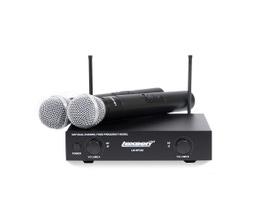 Lexsen LM-WF258 Microfone UHF sem fio