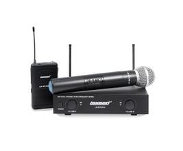 Lexsen LM-WF258KIT Kit de microfones sem fio UHF