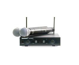 Lexsen LM-WM258 Microfone sem fio UHF