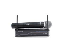 Lexsen LM-VHF58 Microfone VHF sem fio