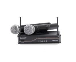 Lexsen LM-VHF258 Microfone VHF sem fio