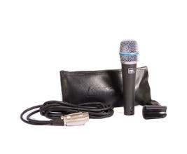 Lexsen LM-B57A Microfone para instrumentos com fio