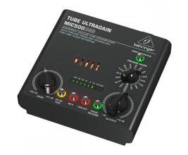 Behringer MIC500USB Interface de Áudio com Pré Amplificador Valvulado