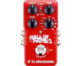 TC Electronic Hall of Fame 2 Pedal para guitarra/baixo