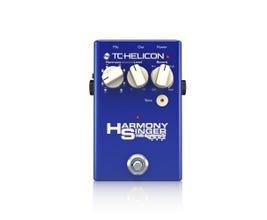 TC Helicon Harmony Singer 2 Pedal para vocal/voz