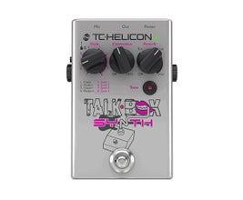TC Electronic Talkbox Synth Pedal para guitarra/baixo
