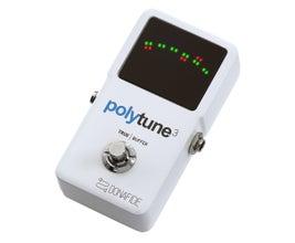 TC Electronic Polytune 3 Pedal para guitarra/baixo