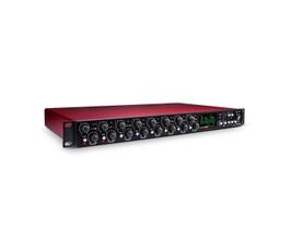 Focusrite SCARLETT OCTOPRE DYNAMIC Pré Amplificador de Microfone/Linha