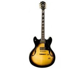 Washburn HB35TS Guitarra Semi-acústica