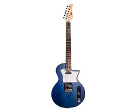 Newen Frizz Blue Guitarra Les Paul