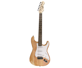 Newen ST Natural Guitarra Stratocaster