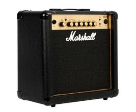 """Marshall MG15 GOLD Amplificador Combo para Guitarra de 15W e 8"""""""