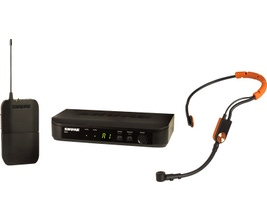 Shure BLX14BR/SM31-J10 Microfone sem Fio Headset Auricular SM31 Fitness
