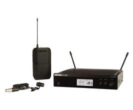 Shure BLX14RBR/W85-M15 Microfone sem Fio de Lapela WL185