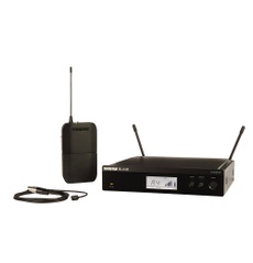 Shure BLX14RBR/W93-M15 Microfone sem Fio de Lapela WL93