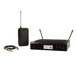 Shure BLX14RBR-J10 Microfone sem Fio para Instrumentos padrão Rack