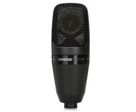Shure PGA27-LC Microfone Condensador Cardióide para Estúdio e ao Vivo