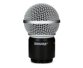 Shure RPW118 Cápsula, conjunto de alojamento e grade para microfone sem fio BETA58A