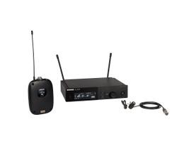 Shure SLXD14/85-G58 Microfone sem Fio com bodypack e Lapela WL185