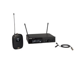 Shure SLXD14/93-G58 Microfone sem Fio com bodypack e Lapela WL93