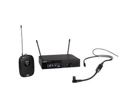 Shure SLXD14/SM35-G58 Microfone sem Fio com Headset Auricular SM35