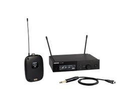 Shure SLXD14-G58 Microfone sem Fio para Instrumentos com Bodypack e Cabo