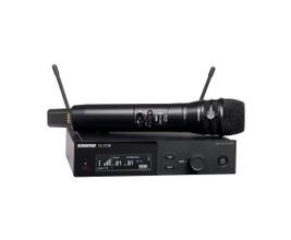 Shure SLXD24/K8B-G58 Microfone sem Fio Dinâmico Cardióide KSM8 Dualdyne