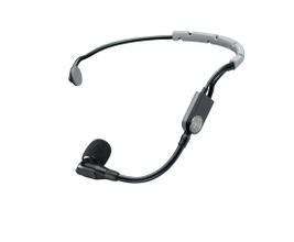 Shure SM35-TQG Microfone Headset Condensador Cardióide para Vocais