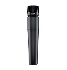 Shure SM57-LC Microfone de Mão Dinâmico Cardióide para Vocais e Instrumentos