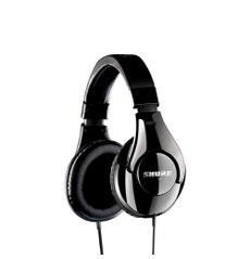 Shure SRH240A Fone de Ouvido Over Ear para Monitoramento com driver 40mm