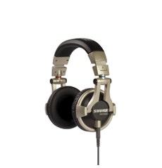 Shure SRH550DJ Fone de Ouvido On-ear para DJ com driver 50mm