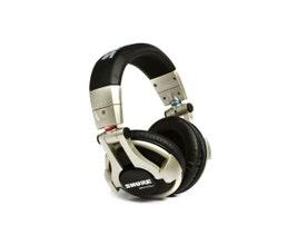 Shure SRH750DJ Fone de Ouvido On-ear para DJ com driver 50mm