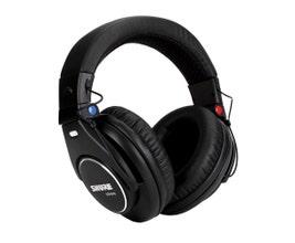 Shure SRH840 Fone de ouvido Over-Ear para Monitoramento e DJ com driver 40mm