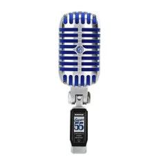 Shure SUPER 55 Microfone Clássico Dinâmico Supercardióide Unidyne para Vocais