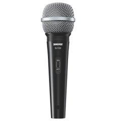 Shure SV100-W Microfone de Mão Dinâmico Cardióide para Voz