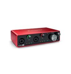 Focusrite Scarlett 4i4 Interface de Áudio