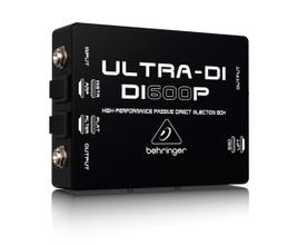 behringer di600p direct injection box passivo