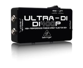 Behringer DI400P Direct Box Passivo