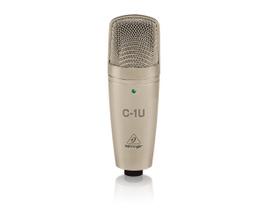 Behringer C-1U Microfone Condensador USB