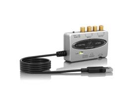 Behringer UCA202 Interface de Áudio USB