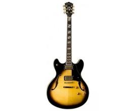 Washburn HB35TS (CASE) Guitarra Semi-acústica