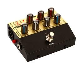 Eden WTDI-B Pedal pré amplificador direct box